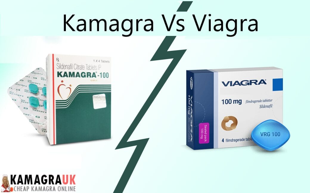 Is Kamagra Same As Viagra?