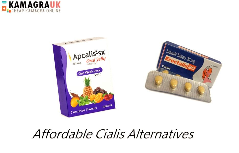 Cialis Alternatives In UK That Fix ED