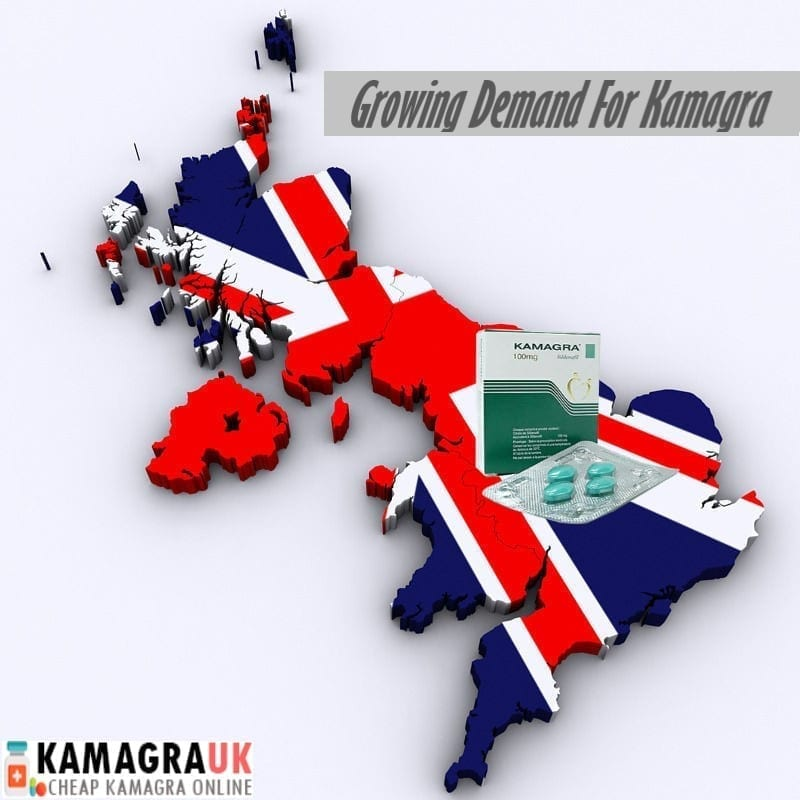 The Rising Demand Of Kamagra In London And These Cities Of The UK