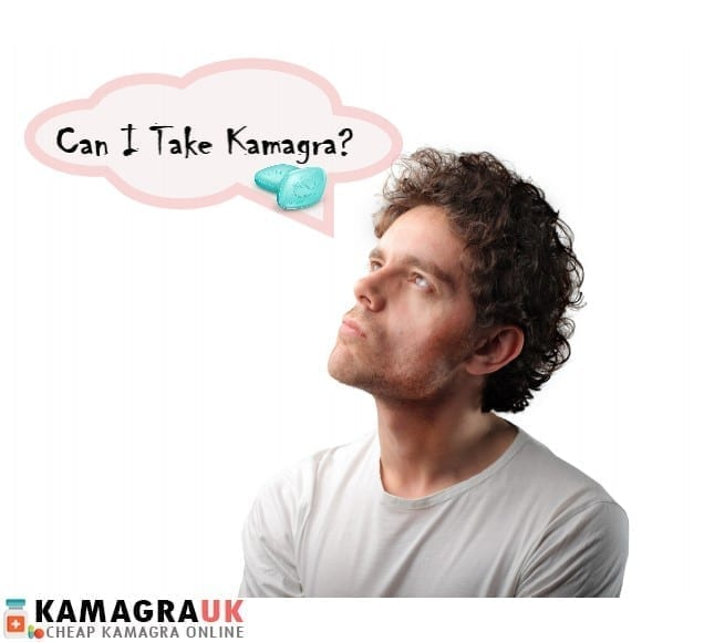 Can A Man Without ED Take Kamagra?