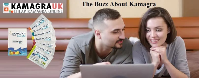 The Buzz About Kamagra